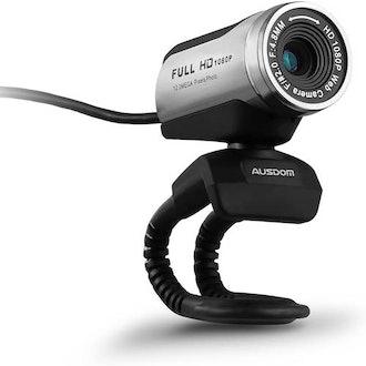 HD Webcam 1920x1080P, AUSDOM