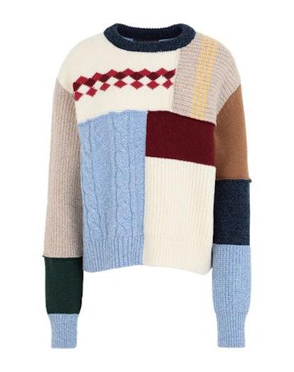 Sweater In Blue