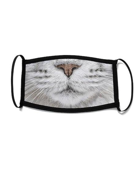 Tabby Cat Mask