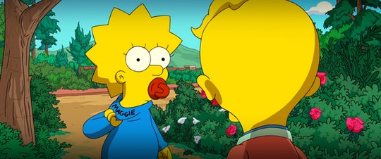 Maggie Simpson stars in new short on Disney+ 'Playdate With Destiny'