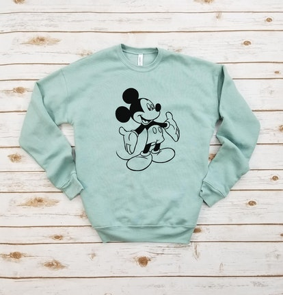 Mickey Mouse Open Arms - Sweatshirt
