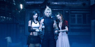 'FF7 Remake' transforms the horniest Final Fantasy into a total thirst trap