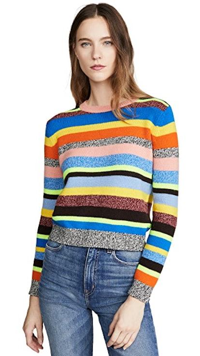 Anni Stripe Sweater