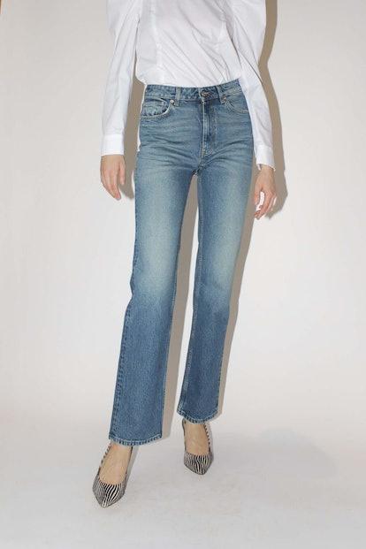Standard Fit Jean, Rinsed
