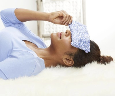 Relax Restorative Eye Pillow