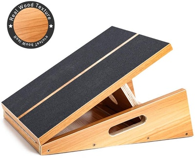 StrongTek Professional Wooden Slant Board