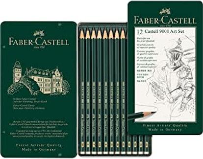 9000 Graphite Sketch Pencil Set