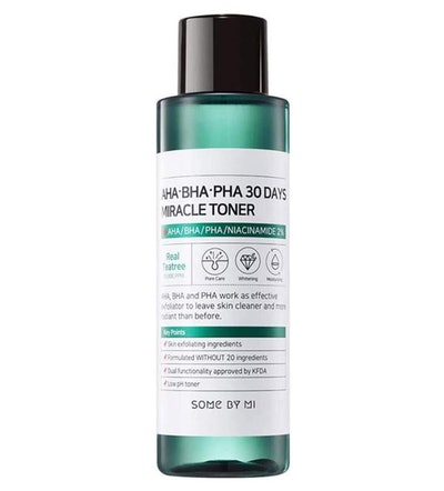 SOME BY MI AHA.PHA.BHA 30 Days Miracle Toner