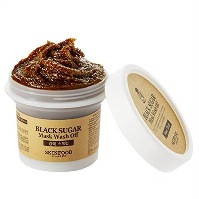Skinfood Black Sugar Mask Wash Off Exfoliator