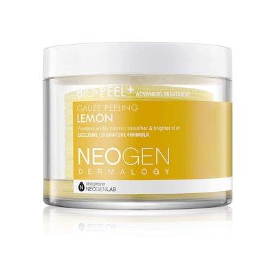 Neogen Dermalogy Bio Peel+ Gauze Peeling Lemon