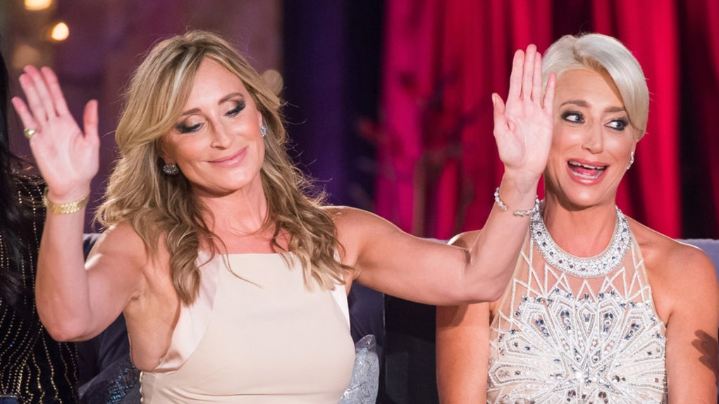 'RHONY' star Sonja Morgan