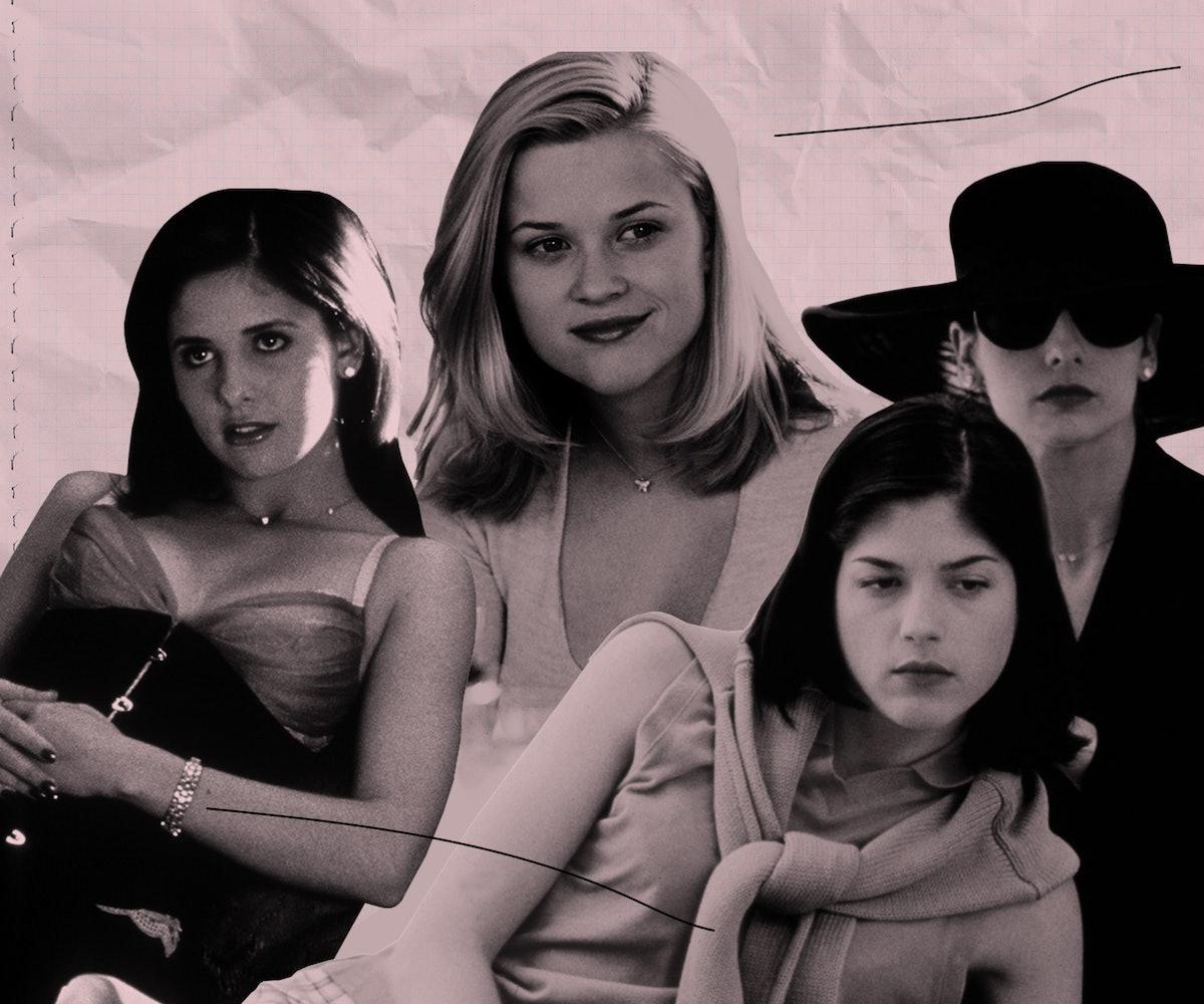 Sarah Michelle Gellar, Selma Blair & Reese Witherspoon in 'Cruel Intentions.'