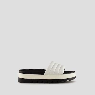 Prato Leather Sandal
