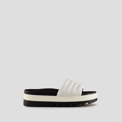 Prato Leather Sandal