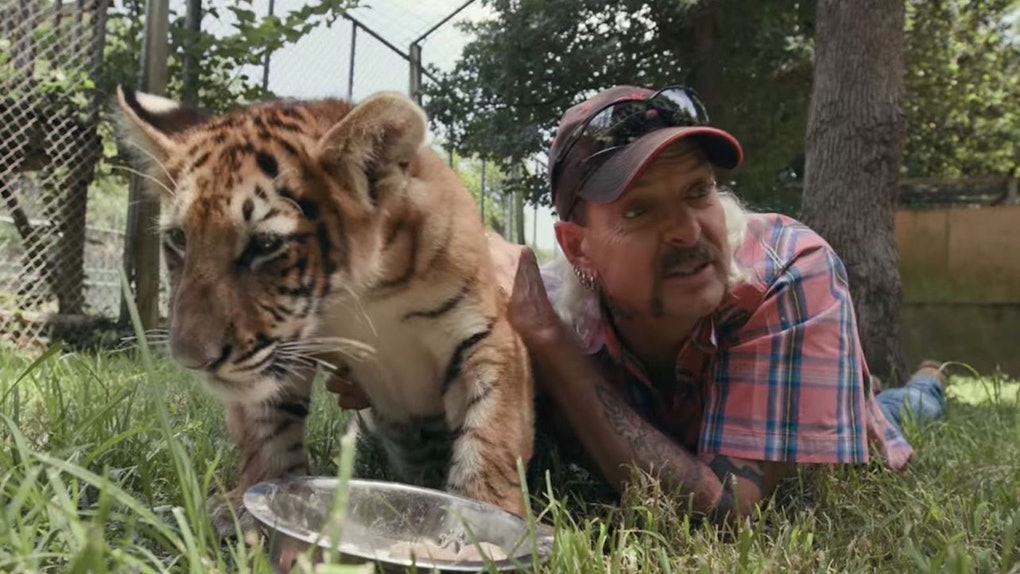 The 'Tiger King' aftershow 'Tiger King and I' revealed new details about Joe Exotic.