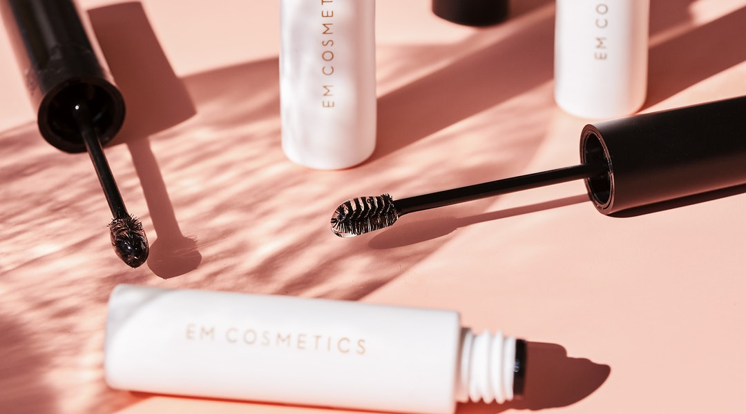EM Cosmetics' new Flexibrow gel in tube.