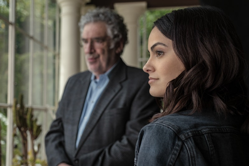 Camila Mendes in 'Dangerous Lies' Netflix