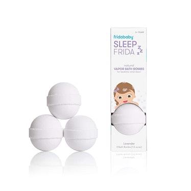 FridaBaby Natural Sleep Bath Bombs (Set of 3)