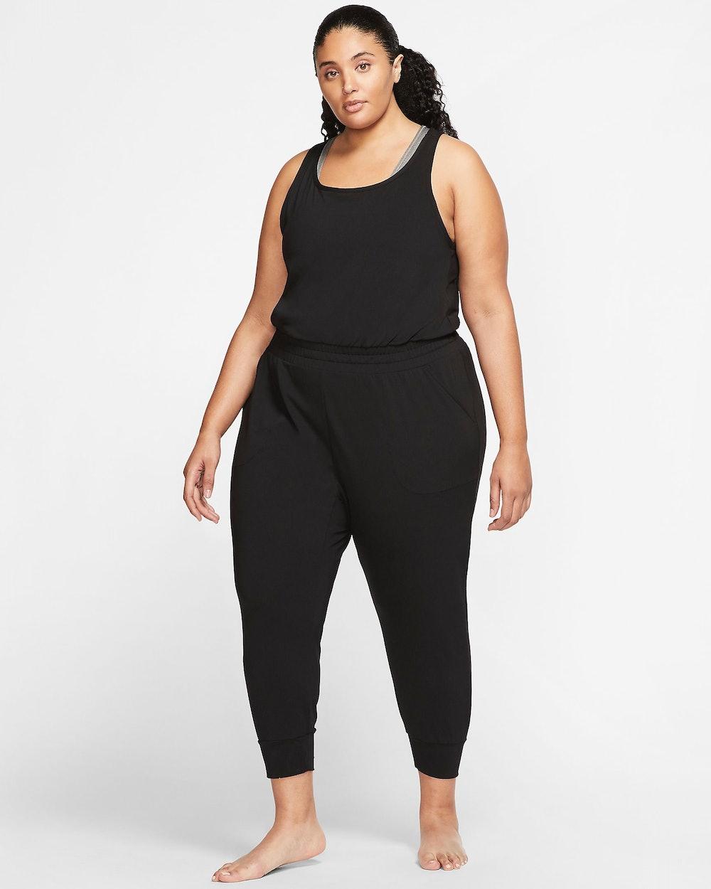 Women's 7/8 Jumpsuit (Plus Size)