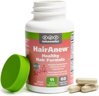 Naturenetics HairAnew Health Hair Formula