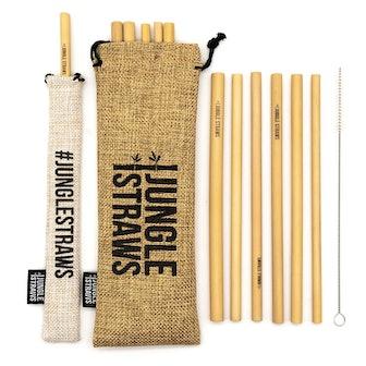 Jungle Straws (12-Pack)