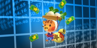 'Animal Crossing' turnip prices: New app beats Exchange in one key way