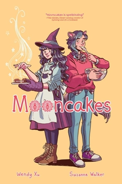'Mooncakes' by Wendy Xu & Suzanne Walker