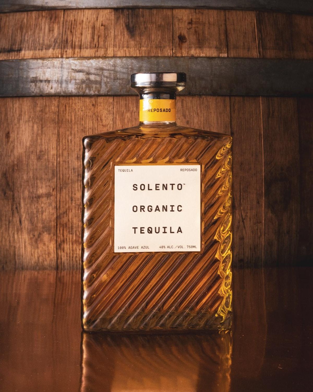 Solento Reposado Tequila