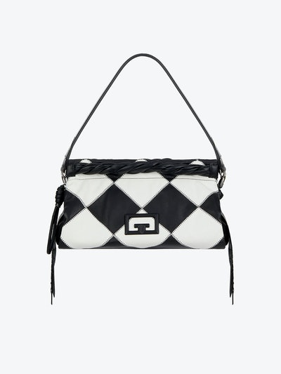 Large ID93 Bag In Patchwork Leather