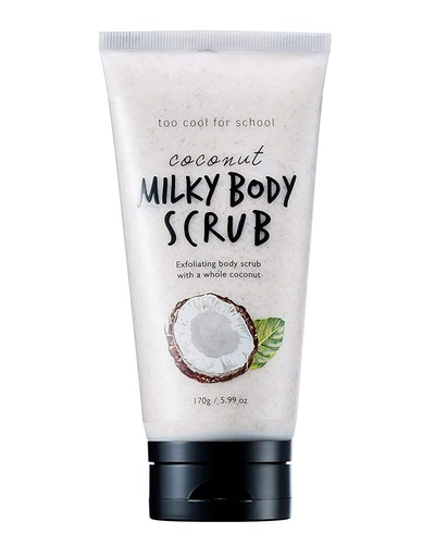 Too Cool For School Coconut Milky Body Scrub