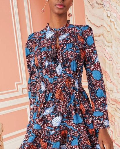 Ismaya Dress - Azul