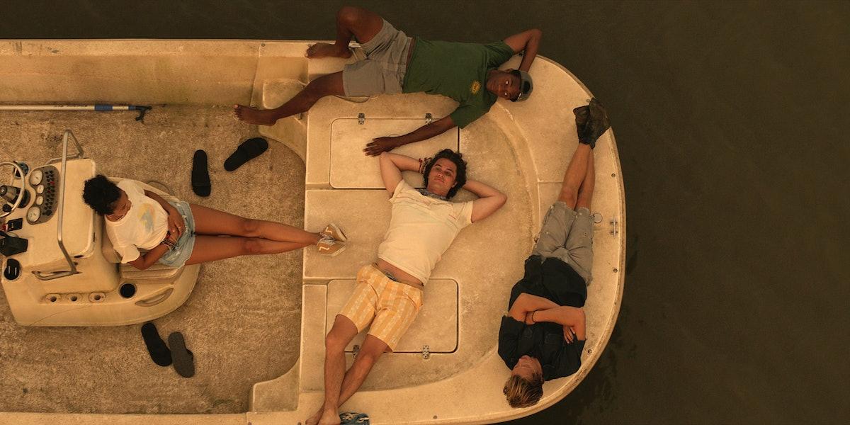 Netflix's 'Outer Banks' cast
