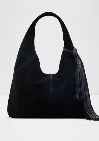 Mitchell Slouchy Tassel Hobo Bag