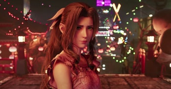 Ff7 Remake Wall Market Dress Guide Get All 9 For Tifa Cloud And Aerith