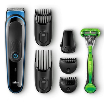 Braun All-in-One Hair And Beard Trimmer