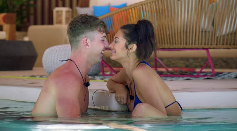 'Too Hot to Handle' stars Harry and Francesca, who are no longer together