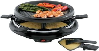 Salton Toastess 6-Person Raclette