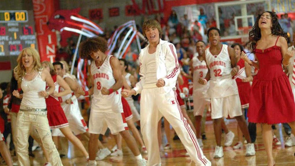 'High School Musical' cast