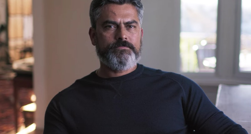 A still of Franky Carrillo from Netflix's 'The Innocence Files.'
