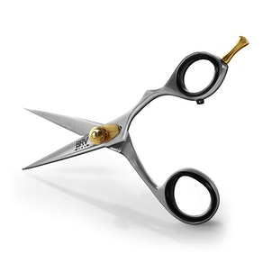 BRV MEN Facial Hair Scissors (5.5-Inches)