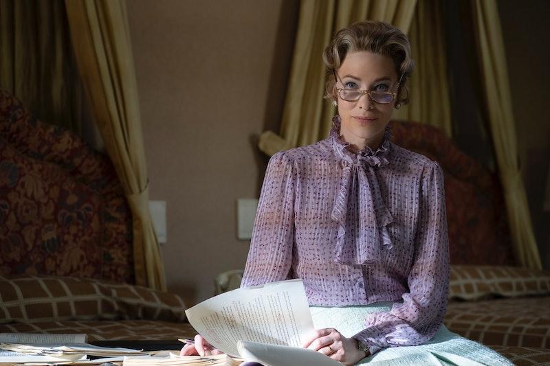 Cate Blanchett as Phyllis Schalfly in FX's Mrs. America.