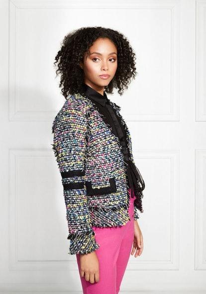 Coco Tweed Jacket