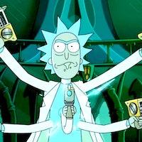 'Rick and Morty' Season 4 Part 2 episode titles tease an epic 2-part finale