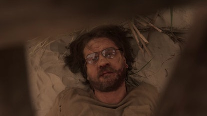 Big John in 'Outer Banks' Season 1