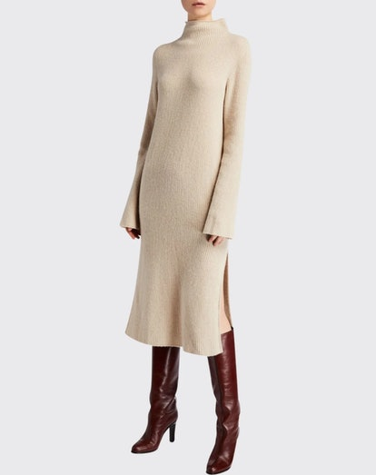 Moa Wool Cashmere Sweater Dress