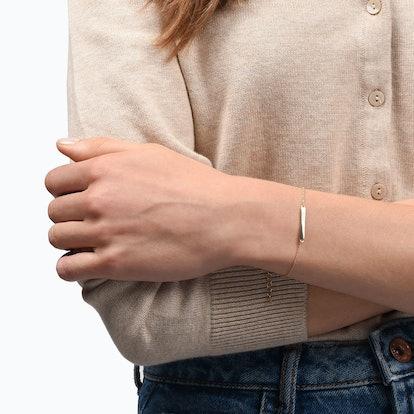 Engraveable Bar Bracelet