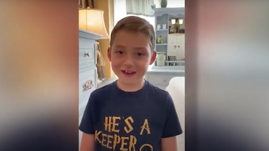 A 6-year-old boy in Tennessee with cystic fibrosis has beaten the novel coronavirus.