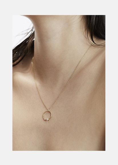 Mommy+Me Diamond Necklace