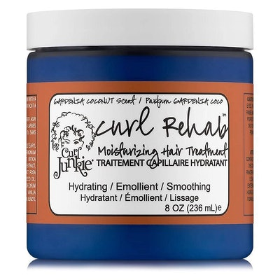 Curl Junkie Curl Rehab Moisturizing Hair Treatment