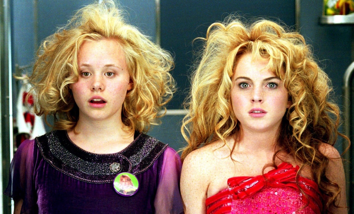 'Confessions of a Teenage Drama Queen' was Lindsay Lohan's less well received movie in the early 2000s.